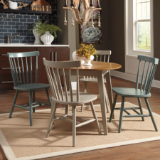 Sunshine Furniture: Does an Open Space Mean your Dining Furniture has to be Casual?